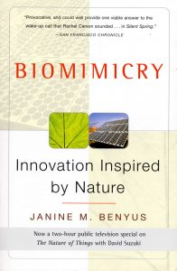 Boek Biomimicry innovation inpired